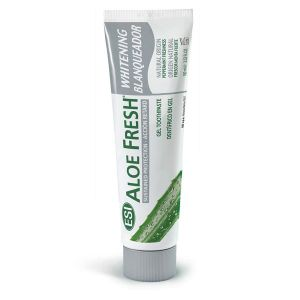 Esi Aloe Fresh Tea Tree And Peppermint Whitening Toothpaste 100ml