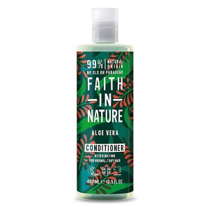 Faith In Nature Organic Aloe Vera Conditioner 400ml