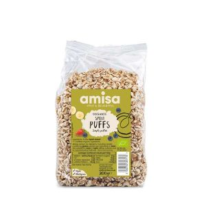 Amisa Organic Spelt Puffs 200g