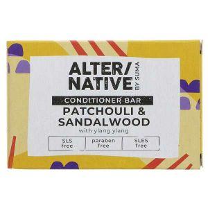 Alter/Native by Suma Patchouli & Sandalwood Conditioner Bar 90g