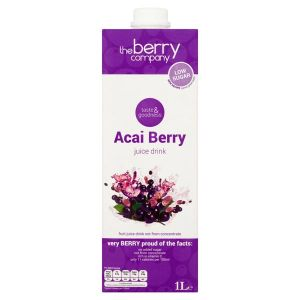 The Berry Company - Acai Berry Juice 1 Litre