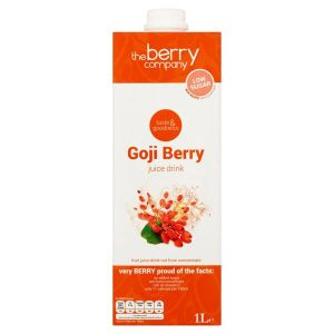 The Berry Company - Goji Berry Juice 1 Litre