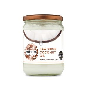 Biona Raw Organic Virgin Coconut Oil 400g