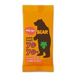 BearNibbles - Pure Fruit YoYo Mango 20g