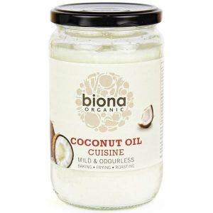 Biona Organic - Coconut Oil Cuisine 610ml