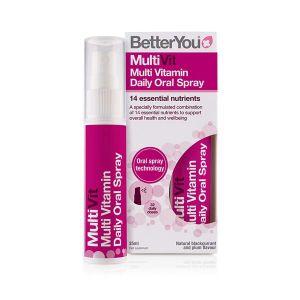 Better You Daily Multivitamin Oral Spray 25ml