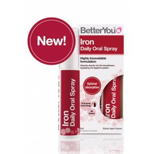 Better You Iron Daily Oral Spray 25ml