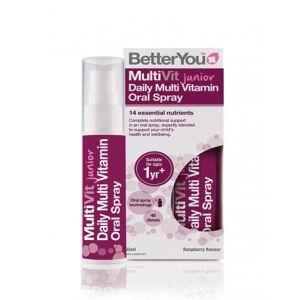 Better You Multivit Junior Oral Spray 25ml