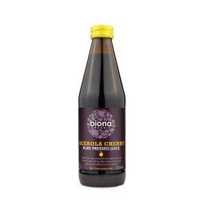 Biona Organic Acerola Cherry Juice 330ml
