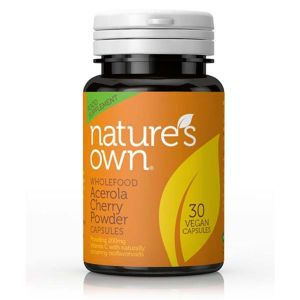 Natures Own Cherry-c (ester C) 200mg 30 Capsules