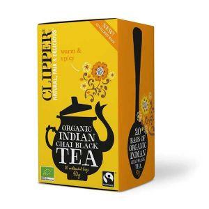 Clipper Organic Indian Chai Black Tea 20 teabags