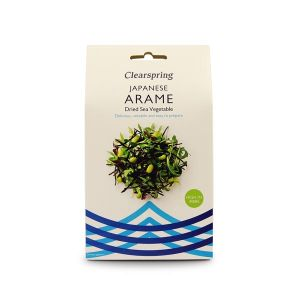 Clearspring Japanese Arame Dried Sea Vegetable 30g