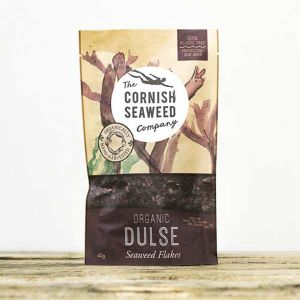 The Cornish Seaweed Company Organic Dulse Seaweed Flakes 40g