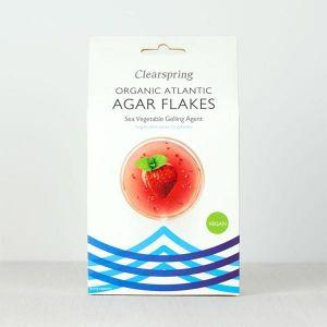 Clearspring Organic Atlantic Agar Flakes 30g