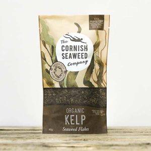 The Cornish Seaweed Company Organic Kelp Seaweed Flakes 60g