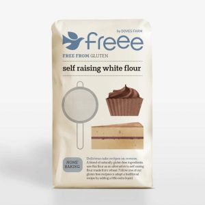 Doves Farm Gluten Free Self Raising White Flour 1kg