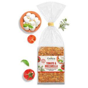 Dr. Kargs Tomato & Mozzarella Organic Crispbread 200g