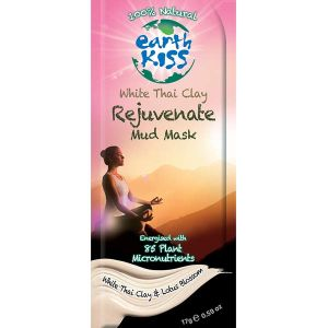 Earth Kiss White Thai Clay Rejuvenate Mask 17g