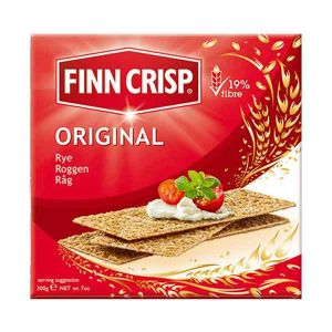 Finn Crisp Rye Crispbread 200g