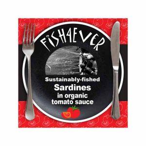 Fish 4 Ever - Sardines (In organic tomato sauce) - 120g
