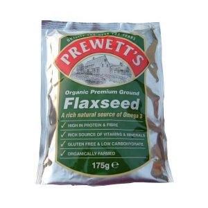 PH Foods Flaxseed (Organic Premium Ground) 175g
