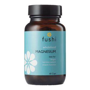 Fushi Wholefood Magnesium 60 Capsules