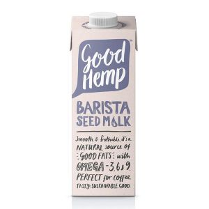 Good Hemp Barista Seed Drink 1 Litre