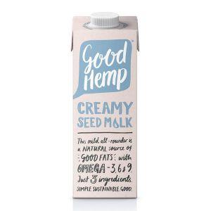 Good Hemp Creamy Seed Drink 1 Litre