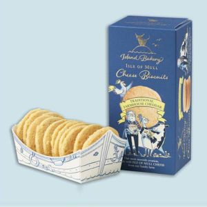 Island Bakery Isle of Mull Cheese Biscuits 100g