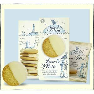 Island Bakery Lemon Melts 133g