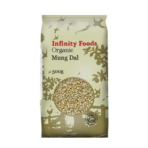 Infinity Foods Organic Mung Dal