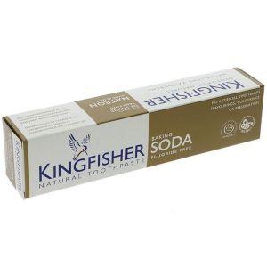 Kingfisher Fluoride Free Baking Soda Toothpaste 100ml
