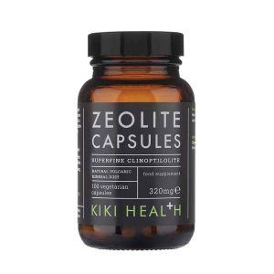 Kiki Health Zeolite 100 Vegetarian Capsules