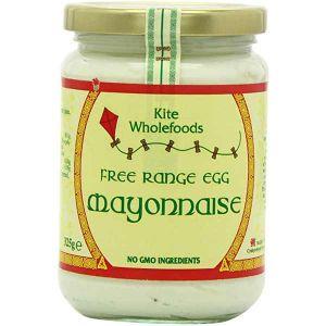 Kite Wholefoods Free-Range Egg Mayonnaise 325g