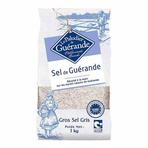 Le Paludier Celtic Sea Salt Coarse 1kg
