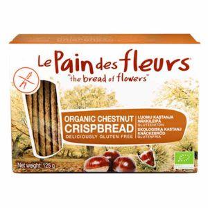 Le Pain Des Fleurs Organic Chestnut Crispbread 150g