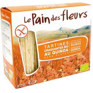 Le Pain Des Fleurs Organic Quinoa Crispbread 150g