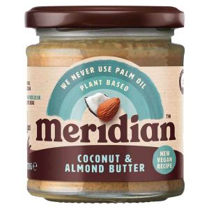 Meridian Coconut & Almond Butter No Palm Oil 170g