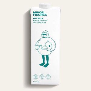 Minor Figures Oat Milk Barista Standard 1 Litre
