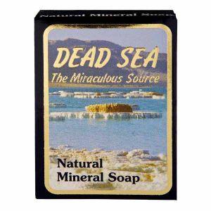 Malki Dead Sea Mineral Soap 90g