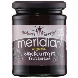 Meridian Organic blackcurrant Fruit Spread No Refined Sugar 284g