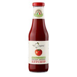 Mr Organic Naturally Sweetened Organic Ketchup 480g