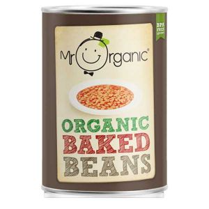 Mr Organic - Organic Baked Beans 400g