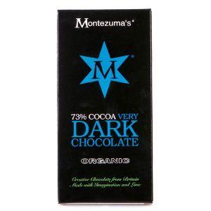 Montezumas Organic Very Dark Chocolate