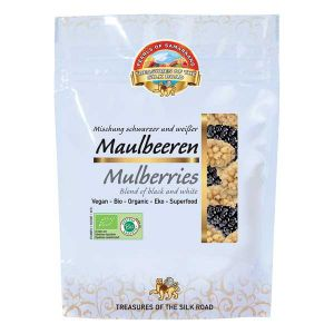 Lemberona Mulberries (Blend of black and white) 100g