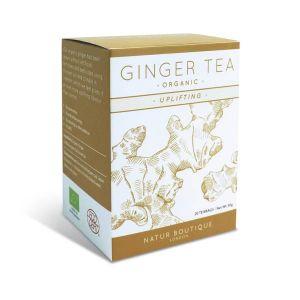Natur Boutique Organic Ginger Tea 20 sachets