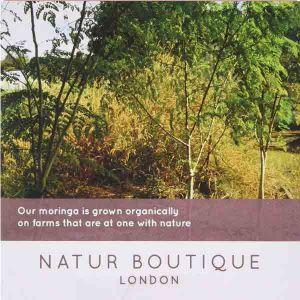 Natur Boutique Organic Moringa Tea 20 sachets
