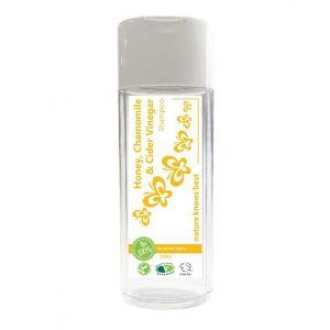 Nature Knows Best Honey Chamomile & Cider Vinegar Shampoo 250ml