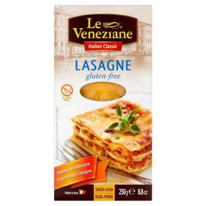 LeVeneziane Lasagne sheets 250g