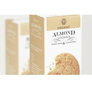 Against the Grain Organic Almond Cookies 150g